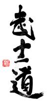 Bushido Kanji Symbol Designs