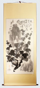 Contemporary Grapevine Paintings:  The Grapevine Of Life,  I Enjoy The Simple Way Of Life …