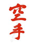 Karate Kanji Symbol Designs