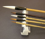 Set Of 5 Basic Brushes