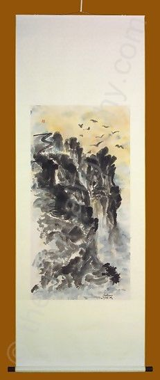 Sumi-e Gallery, Catching The Phenomenal World With The Brush