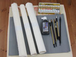 A Student Value Pack Or Starter Kit For Chinese Painting